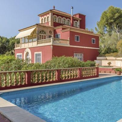 La casa de las Vistas Mallorca